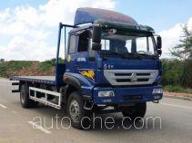 Woshunda DR5161TPB flatbed truck