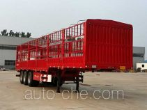 Woshunda DR9400CCY stake trailer