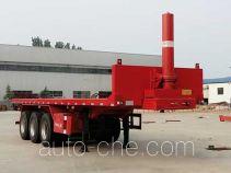 Woshunda DR9400ZZXP flatbed dump trailer