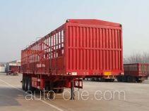 Woshunda DR9401CCY stake trailer