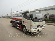 Teyun DTA5040GJYD fuel tank truck