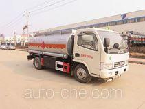 Teyun DTA5070GJYD fuel tank truck
