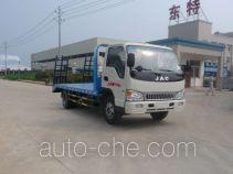 Teyun DTA5091TPB flatbed truck