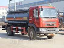 Teyun DTA5160GFWLZ corrosive substance transport tank truck