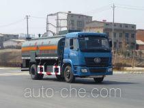 Teyun DTA5160GHYC chemical liquid tank truck