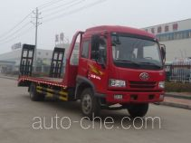 Teyun DTA5160TPBC4 flatbed truck