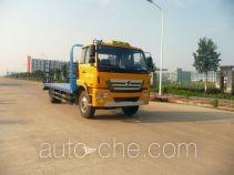 Teyun DTA5160TPBN flatbed truck