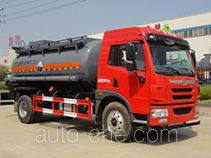 Teyun DTA5161GFWC4 corrosive substance transport tank truck