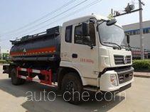Teyun DTA5161GFWE5 corrosive substance transport tank truck
