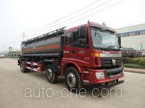 Teyun DTA5250GFWB5 corrosive substance transport tank truck