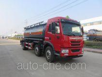 Teyun DTA5251GFWCA5 corrosive substance transport tank truck