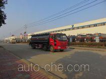 Teyun DTA5250GFWCA corrosive substance transport tank truck