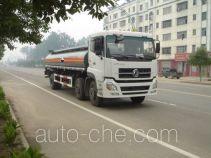 Teyun DTA5250GHYH chemical liquid tank truck