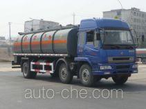 Teyun DTA5250GHYL chemical liquid tank truck
