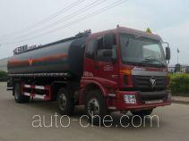 Teyun DTA5250GRYBH4 flammable liquid tank truck