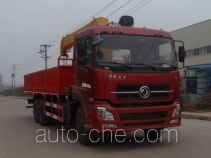 Teyun DTA5250JSQ4 truck mounted loader crane