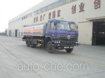 Teyun DTA5252GHYE chemical liquid tank truck