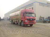 特运牌DTA5310GFLZZ型粉粒物料运输车