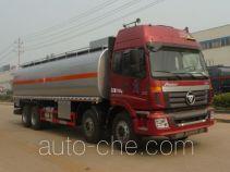 Teyun DTA5310GRYB4 flammable liquid tank truck