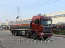 Teyun DTA5310GYYS4 aluminium oil tank truck