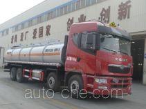Teyun DTA5311GFWHN corrosive substance transport tank truck