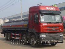 Teyun DTA5311GFWLZ corrosive substance transport tank truck