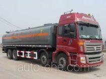 Teyun DTA5311GJYB fuel tank truck