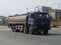 特运牌DTA5313GHYE型化工液体运输车