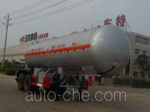 Teyun DTA9200GYQ полуприцеп цистерна газовоз для перевозки сжиженного газа