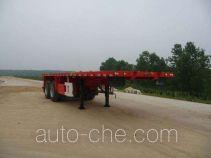 Teyun DTA9350TPB flatbed trailer