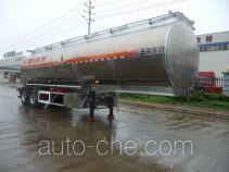 Teyun DTA9351GRY полуприцеп цистерна алюминиевая для легковоспламеняющихся жидкостей