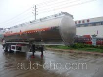 Teyun DTA9351GYY aluminium oil tank trailer