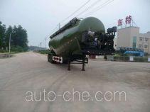 特运牌DTA9400GFL型低密度粉粒物料运输半挂车