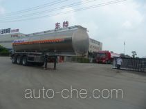 Teyun DTA9400GSY aluminium cooking oil trailer