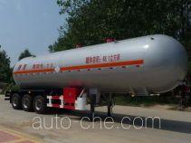 Teyun DTA9400GYQ полуприцеп цистерна газовоз для перевозки сжиженного газа
