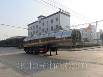 Teyun DTA9400GYW oxidizing materials transport tank trailer
