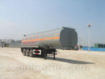 Teyun DTA9401GRY flammable liquid tank trailer