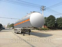 Teyun DTA9401GSY полуприцеп масловоз алюминиевый для растительного масла