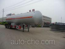 Teyun DTA9401GYQ полуприцеп цистерна газовоз для перевозки сжиженного газа