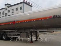 Teyun DTA9401GYYC aluminium oil tank trailer