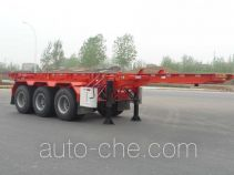 Teyun DTA9401TJZ container transport trailer