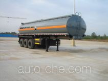 Teyun DTA9402GHY chemical liquid tank trailer