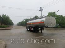 Teyun DTA9402GYW oxidizing materials transport tank trailer