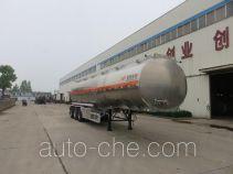 Teyun DTA9402GYY полуприцеп цистерна алюминиевая для нефтепродуктов