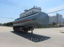 Teyun DTA9403GRYA flammable liquid tank trailer