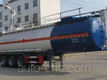 Teyun DTA9404GRYA flammable liquid tank trailer
