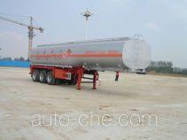 特运牌DTA9405GHY型化工液体运输半挂车
