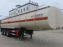 Teyun DTA9405GRYA flammable liquid tank trailer