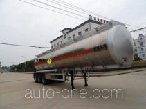 Teyun DTA9405GYW oxidizing materials transport tank trailer