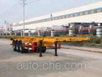 Teyun DTA9405TWY каркасный полуприцеп контейнеровоз для контейнеров-цистерн с опасным грузом